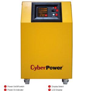 Инвертор CPS 5000 PRO - купить в Москве по цене производителя