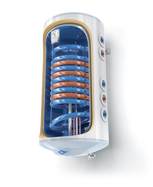 Комбинированные водонагреватели с двумя теплообменниками и эл. Тэном. Продукция компании TESY - купить в Москве по цене производителя