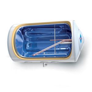 Комбинированные горизонтальные водонагреватели с теплообменником и эл. Тэном. Продукция компании TESY - купить в Москве по цене производителя