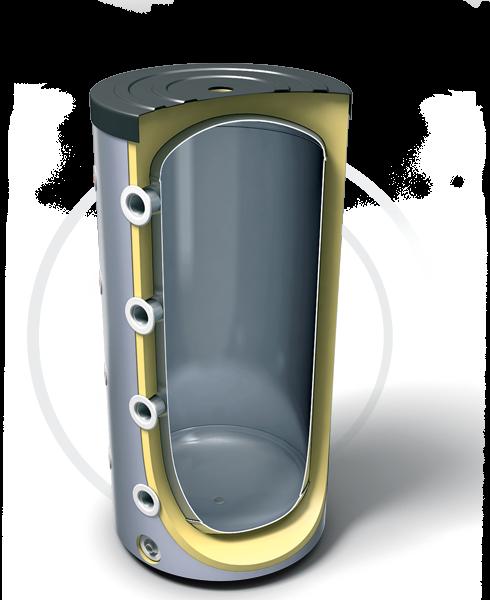 Буферные емкости для систем отопления без теплообменника (эл. Тэн опционально). Продукция компании TESY - купить в Москве по цене производителя