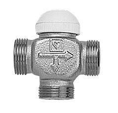 Трехходовый термостатический клапан ГЕРЦ CALIS-TS (20) - купить в Москве по цене производителя