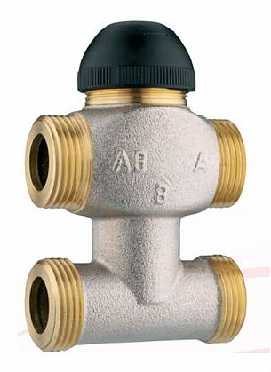 Термостатический трехходовый малогабаритный клапан (20) - купить в Москве по цене производителя