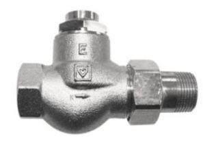 Клапан ГЕРЦ-RL-1-E, проходной (1 - 5,6 Kvs, м3/ч) - купить в Москве по цене производителя