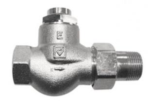 Клапан ГЕРЦ-RL-1-E, проходной (3/4- 4,7 Kvs, м3/ч) - купить в Москве по цене производителя