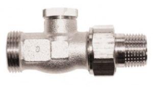 Клапан ГЕРЦ-RL-1, проходной (1/2 - 1,9 Kvs, м3/ч) - купить в Москве по цене производителя