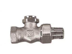 Клапан ГЕРЦ-RL-5, проходной (3/4 - 0,05-1,66 Kvs, м3/ч) - купить в Москве по цене производителя
