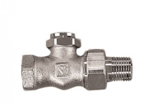 Клапан ГЕРЦ-RL-5, проходной (1/2- 0,05-1,5 Kvs, м3/ч) - купить в Москве по цене производителя