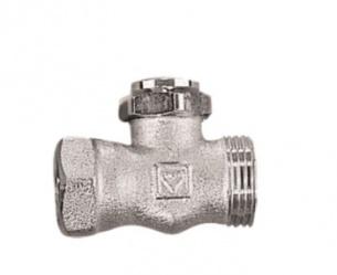 Клапан для отключения радиатора ГЕРЦ-RL-5 (1/2) - купить в Москве по цене производителя