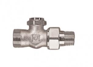 Клапан ГЕРЦ-RL-5, проходной (1/2 - 0,05-1,6 Kvs, м3/ч) - купить в Москве по цене производителя