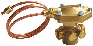 ГЕРЦ регулятор перепада давления 4002 FIX (40 - 14,95 Kvs, м3/ч) - купить в Москве по цене производителя