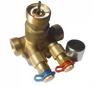 KOMBI-клапан регулятор расхода, модель 4006 M SMART (20 - 1,71 Kvs, м3/ч) - купить в Москве по цене производителя
