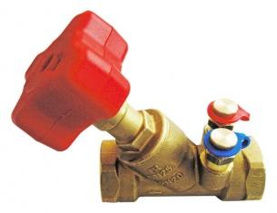 Клапан балансировочный ГЕРЦ 4017 M (15 - 2,00 Kvs, м3/ч) - купить в Москве по цене производителя