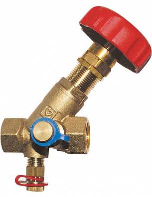 Клапан балансировочный ГЕРЦ ШТРЕМАКС-М (32 - 11,44 Kvs, м3/ч) - купить в Москве по цене производителя