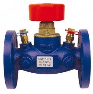 Клапан балансировочный ШТРЕМАКС-GMF (150 - 279,05 Kvs, м3/ч) - купить в Москве по цене производителя