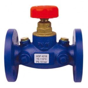 Клапан запорный ГЕРЦ Штремакс-AGF (80 - 75,0 Kvs, м3/ч) - купить в Москве по цене производителя