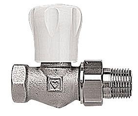 Клапан запорно-регулирующий ГЕРЦ-GP проходной (3/4 - 0,09-1,9 Kvs, м3/ч) - купить в Москве по цене производителя