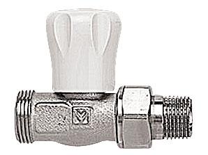 Клапан запорно-регулирующий ГЕРЦ-GP проходной (1/2 - 0,09-1,9 Kvs, м3/ч) - купить в Москве по цене производителя