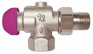 Термостатический клапан ГЕРЦ-TS-FV (1/2 - 0,02-0,39 Kv2, м3/ч) - купить в Москве по цене производителя