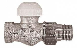 Термостатический клапан ГЕРЦ-TS-90 проходной (3/4 - 0,7 Kv2, м3/ч) - купить в Москве по цене производителя