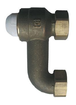 Термостатический клапан ГЕРЦ-Универсал-1 (DN20) - купить в Москве по цене производителя