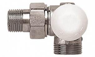"""Термостатический клапан ГЕРЦ-3-D, трехосевой клапан """"CD"""" (1/2 - 0,6 Kv2, м3/ч) - купить в Москве по цене производителя"""