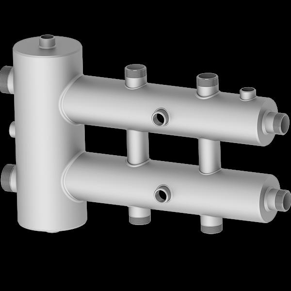 Гидрострелка Север-R-М3 (сталь нерж.) - купить в Москве по цене производителя