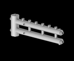 Гидрострелка Север-R-М4 (сталь нерж.) - купить в Москве по цене производителя