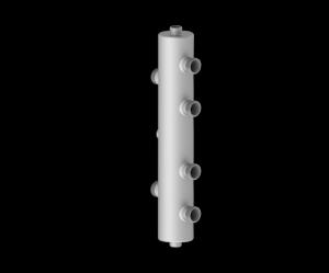 Гидрострелка Север-60К2 (сталь нерж.) - купить в Москве по цене производителя