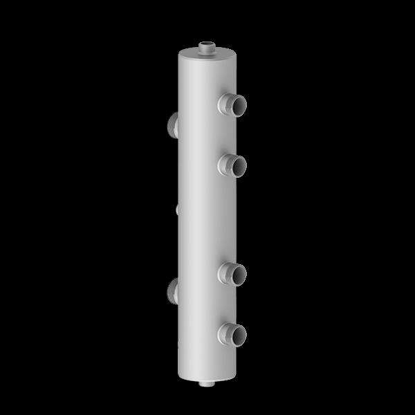 Гидрострелка Север-R-80К2 (сталь нерж.) - купить в Москве по цене производителя