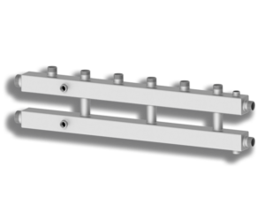Коллектор Север-КМ4 (сталь нерж.) - купить в Москве по цене производителя