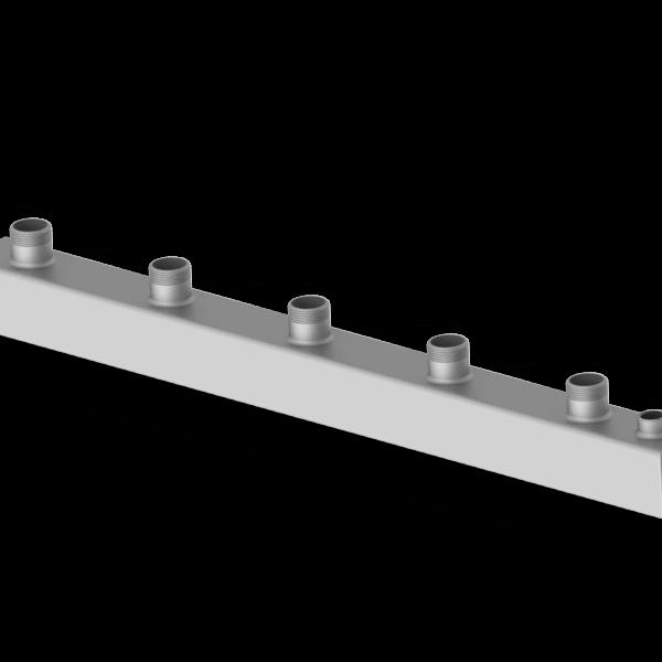 Коллектор Север-К5 (сталь нерж.) - купить в Москве по цене производителя
