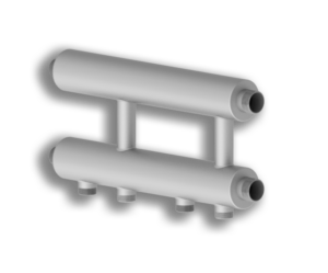 Север-R-KUG (нерж. сталь) каскадный узел - купить в Москве по цене производителя