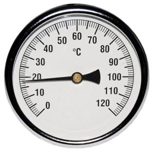 Термометр 120С - купить в Москве по цене производителя