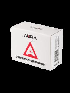 Средство для чистки дымохода AURA 0.4kg - купить в Москве по цене производителя